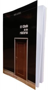 Libro El club de los relatores